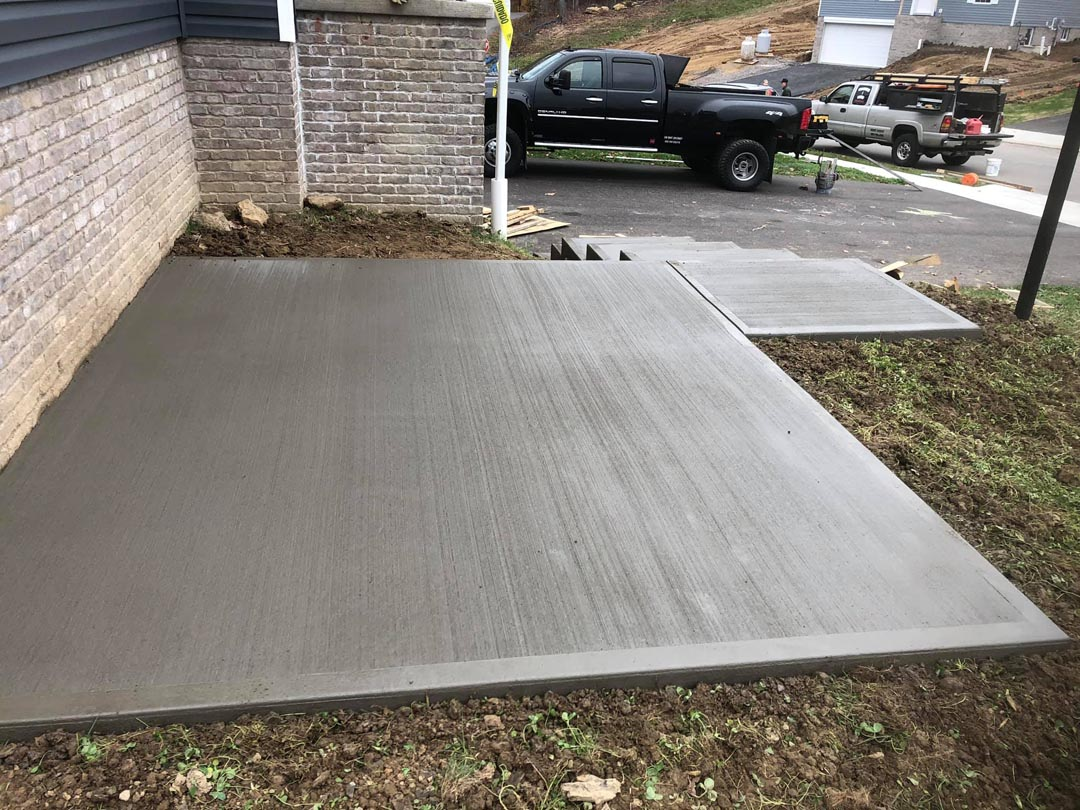 concrete contractor cranberry township pa